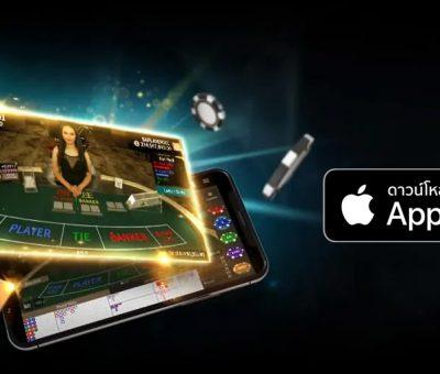 application casinoถูกกฏหมาย