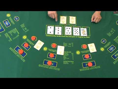 Texas Hold'em-เล่นเดิมพัน