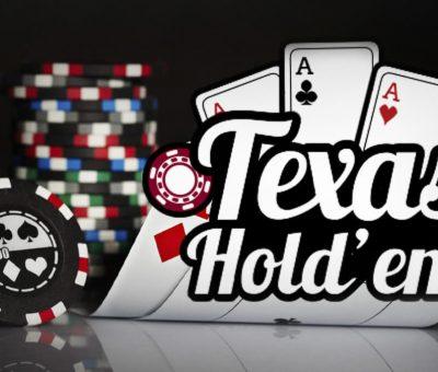 Texas Hold'em-เกมไพ่
