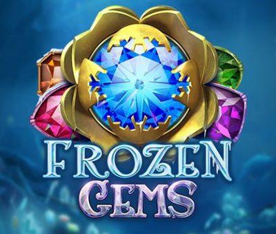 Frozen Gems Slot -หน้าปก